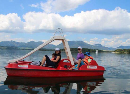 השכרת סירות סלובקיה הרי הטטרה תכנון טיול משפחתי