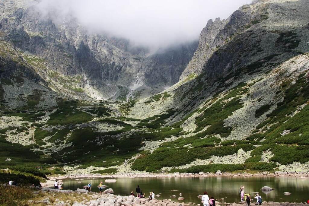סקלנטה פלסו מפלי הרבינוק טטרה גבוהים תכנון טיול בהתאמה אישית סלובקיה