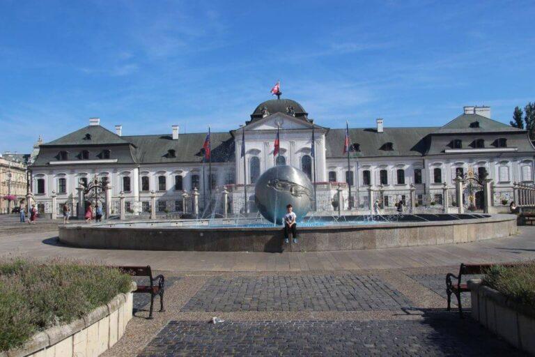סלובקיה ברטיסלבה תכנון טיול בהתאמה אישית