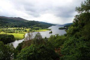 תצפית המלכה תכנון טיול בהתאמה אישית לסקוטלנד