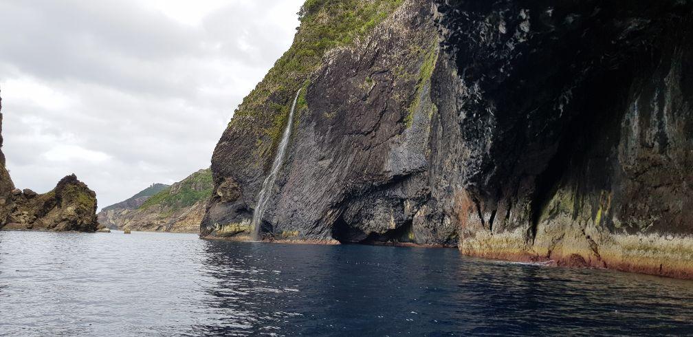 פלורס מערות האיים האזוריים