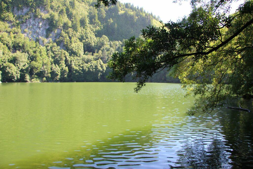 סאו מיגל Lagoa do Congro האיים האזוריים