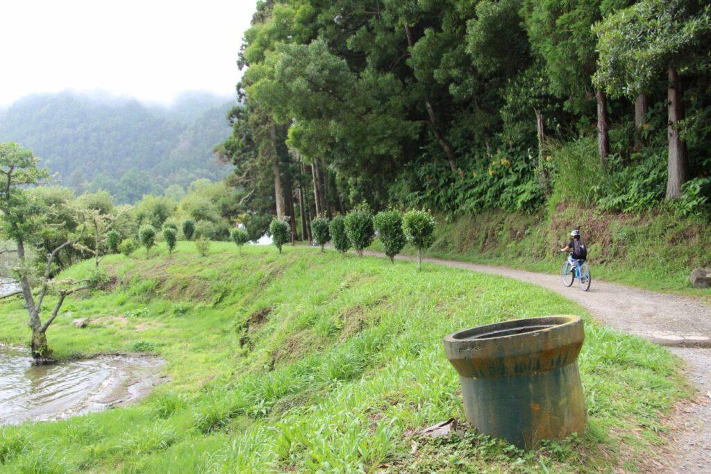 פורנש אופניים תכנון טיול האיים האזוריים