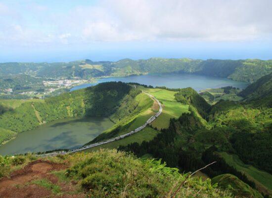תכנון טיול בהתאמה אישית האיים האזוריים סאו מיגל סטה סדידס