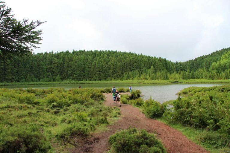 סאו מיגל Lagoa do Canario האיים האזוריים