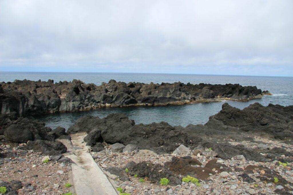 פלורס Faja Grande האיים האזוריים