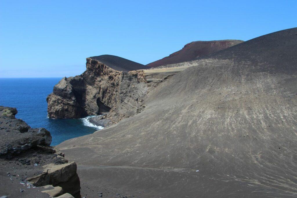 פאיאל הר געש האיים האזוריים azores