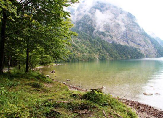 אגם המלכים גרמניה תכנון טיול אוסטריה