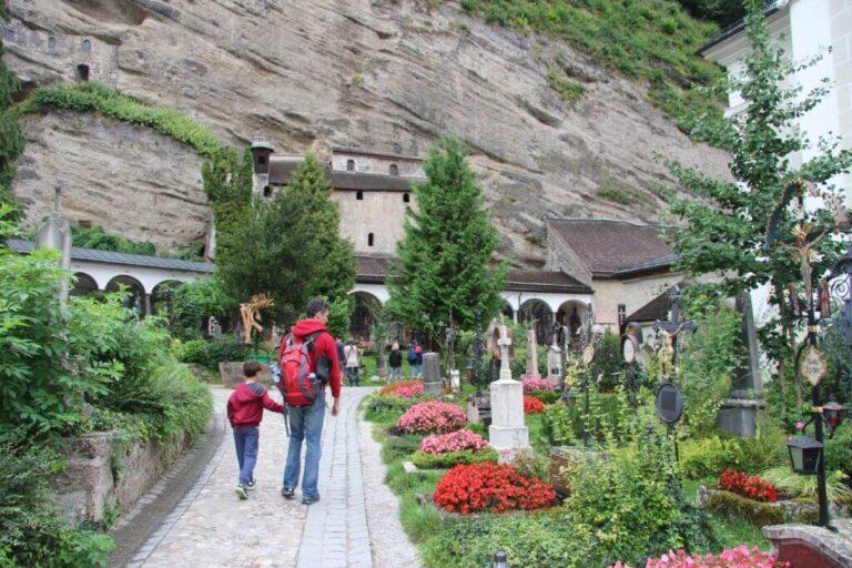בית קברות זלצבורג אוסטריה טיול כוכב
