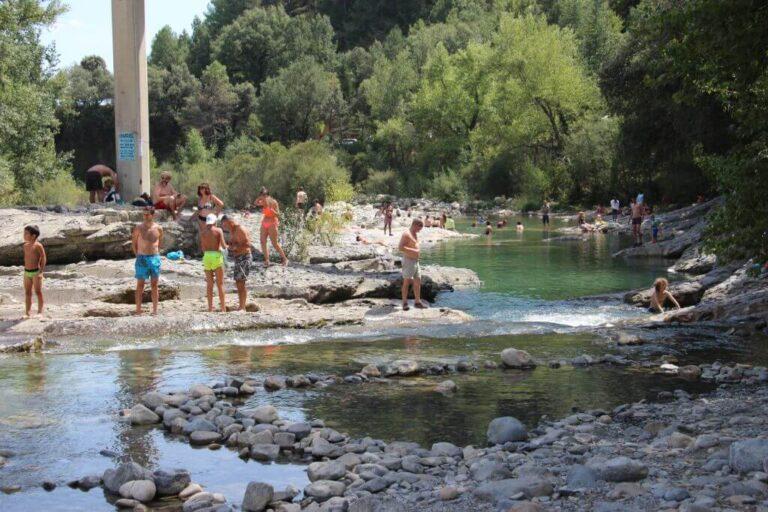 אינסה נהר אורדסה רחצה