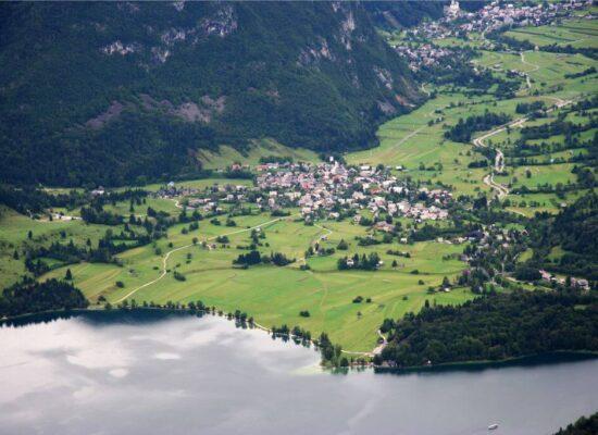 אגם בוהין סלובניה תכנון טיול