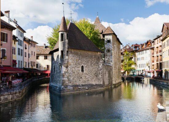 תכנון טיול בהתאמה אישית אלפים צרפתיים אנסי