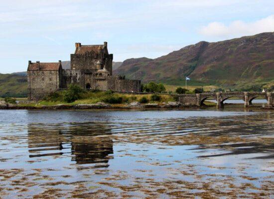טירת Eilean תכנון טיול בהתאמה אישית לסקוטלנד
