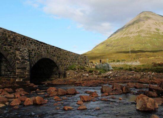האי סקאי סקוטלנד תכנון טיול