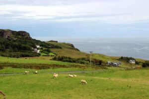 סקוטלנד האי סקאי תכנון טיול