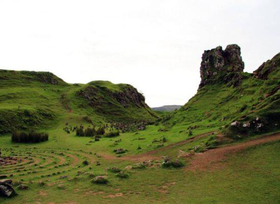 עמק הפיות סקאי תכנון טיול בהתאמה אישית לסקוטלנד