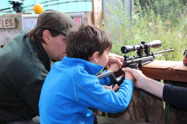 ירי רובה אויר סקאי סקוטלנד תכנון טיול בהתאמה אישית