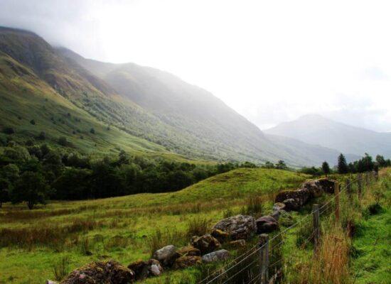 עמק בן נביס תכנון טיול בהתאמה אישית סקוטלנד