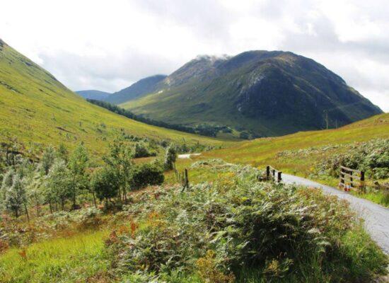 גלן אטיב סקוטלנד תכנון טיול בהתאמה אישית