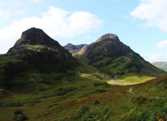 עמק גלנקו תכנון טיול בהתאמה אישית לסקוטלנד