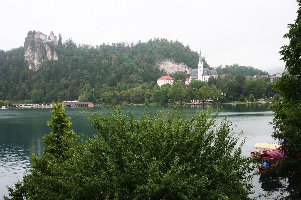 סלובניה תכנון טיול