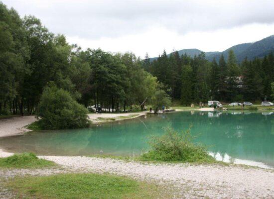 אגם יאסנה פארק טריגלב סלובניה