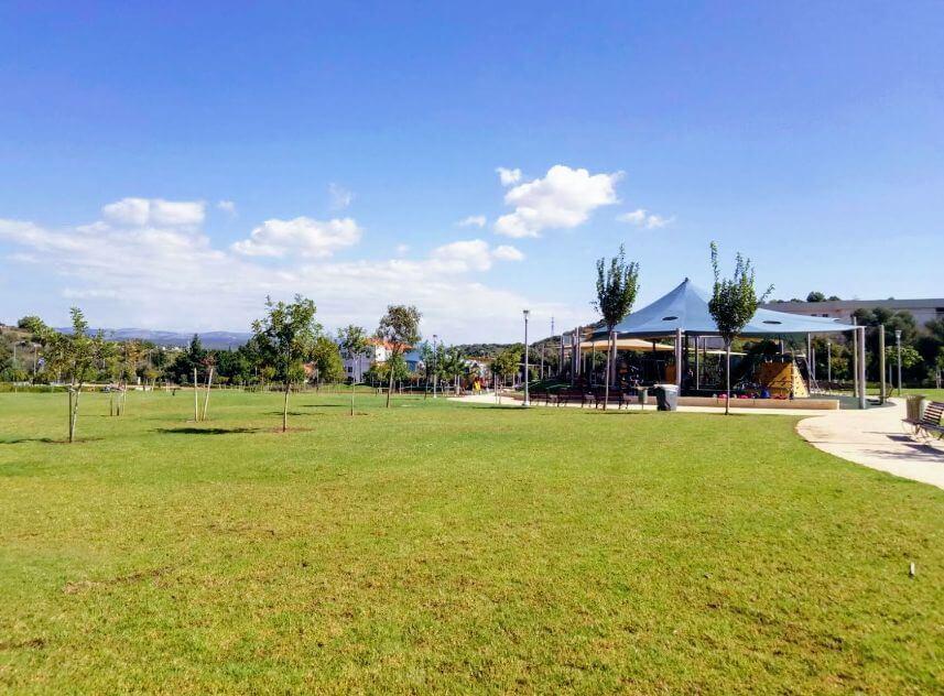 פארק זכרון טיול קיץ