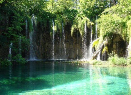 Canva - Plitvice Lakes, Croatia